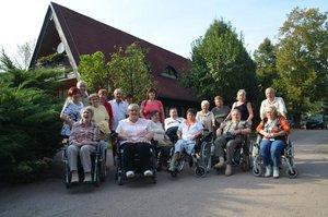"Rollstuhlfahrer-Selbsthilfegruppe ""Die Rollis"""